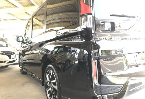 【新車ホンダ ステップワゴン】Gem X Pro Coatのサムネイル