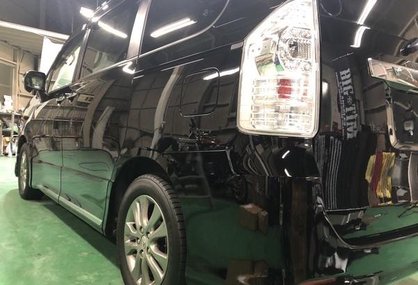24年式トヨタヴォクシー 車両注文販売のサムネイル