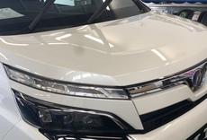 新車トヨタ ヴォクシー 鎧壱式一層ガラスコーディング
